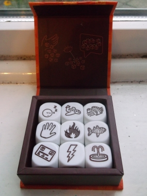 Story Dice - Core Set