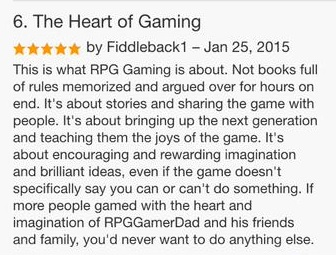 Fiddleback Review